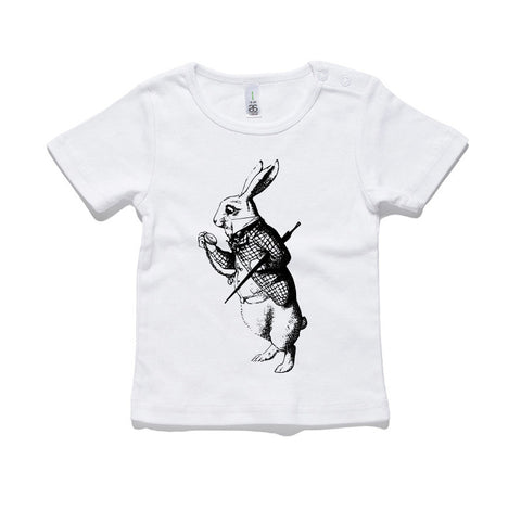 White Rabbit 100% Cotton Baby T-Shirt