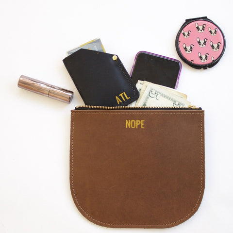 The Ida Long Wallet