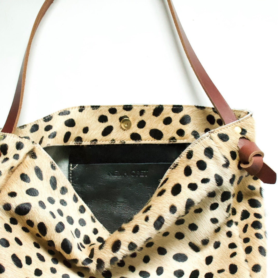 The Lisette Hobo// Cheetah
