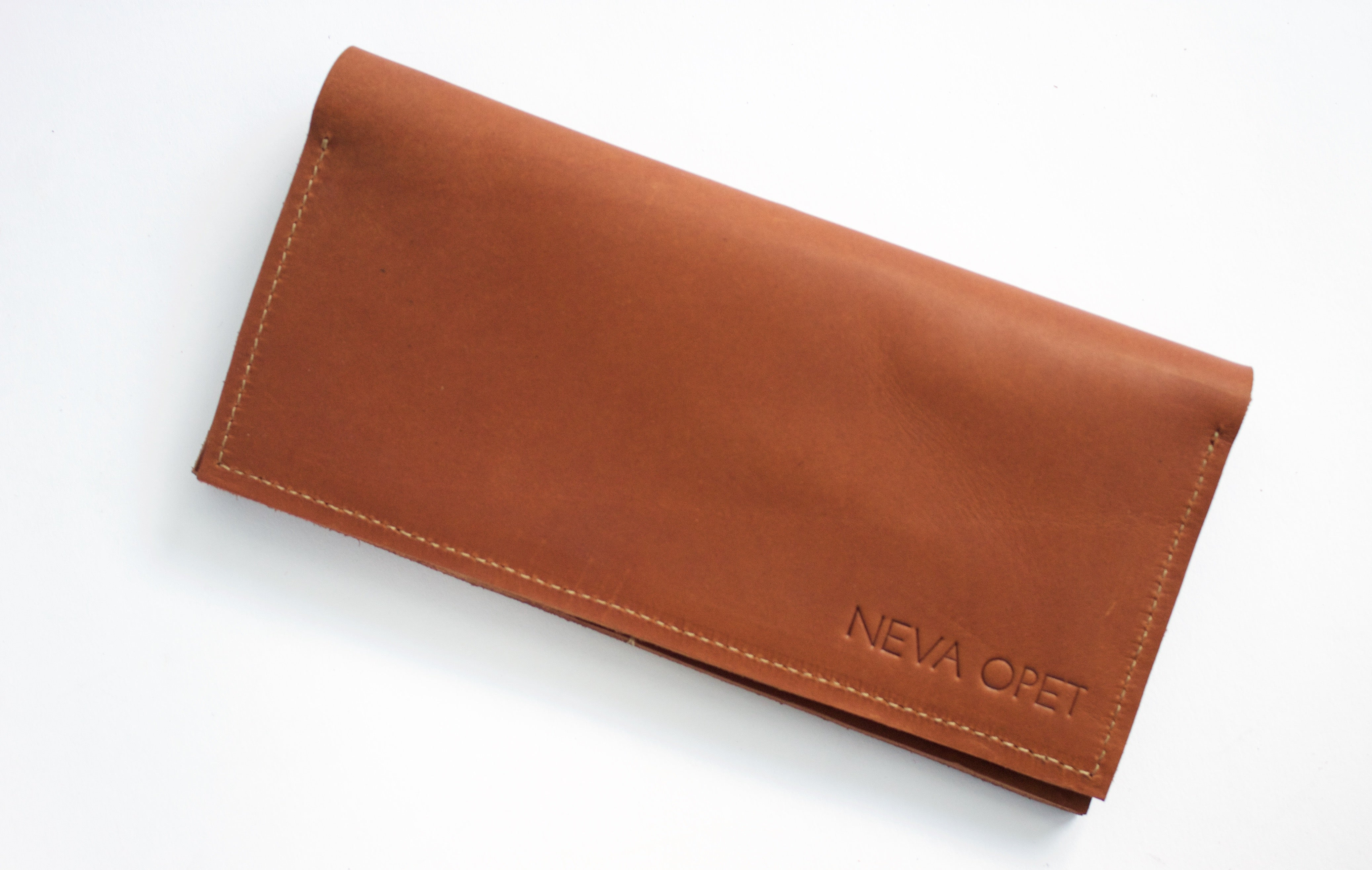 Neva Opet leather Ida Long Wallet