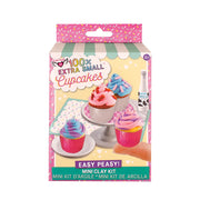 100% Extra Small Mini Clay Kit: Cupcakes