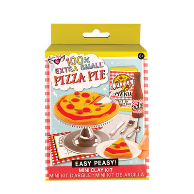 100% Extra Small Mini Clay Kit: Pizza