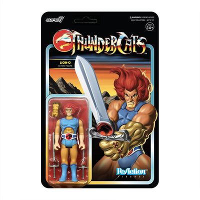 Thundercats ReAction Figure - Lion-O