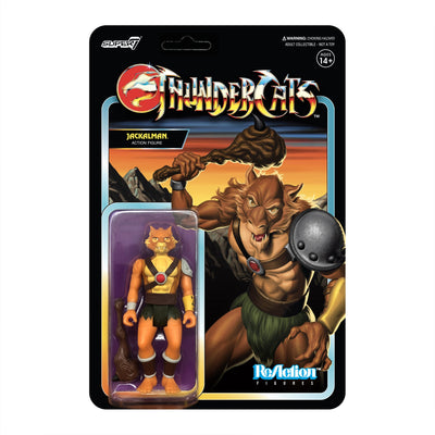 Thundercats ReAction Figure - Jackalman