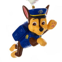 Paw Patrol Chase Blow Mold Ornament by Kurt Adler