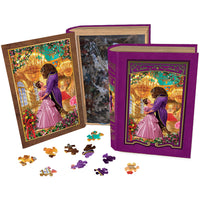 Beauty and the Beast Book Box Large 300 Piece EZGrip Jigsaw Puzzle - Zolo's Room
