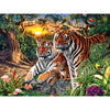 Masterpieces Jungle Pride 550 Piece Jigsaw Puzzle
