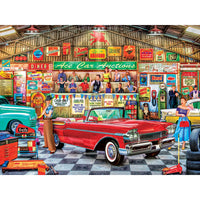Masterpieces The Auctioneer 750 Piece Jigsaw Puzzle