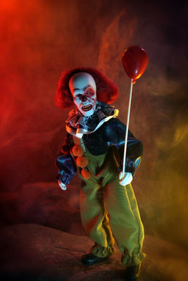 Mego Horror Wave 9 - IT Pennywise (Burnt) 8