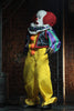 "NECA - IT (1990) - Pennywise 8"" Clothed Action Figure"