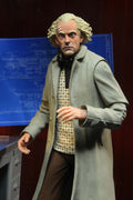 "NECA - Back To The Future - Ultimate Doc Brown 7"" Action Figure (Pre-Order Ships March)"