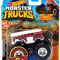 Hot Wheels Monster Trucks 5 Alarm Die-Cast Truck