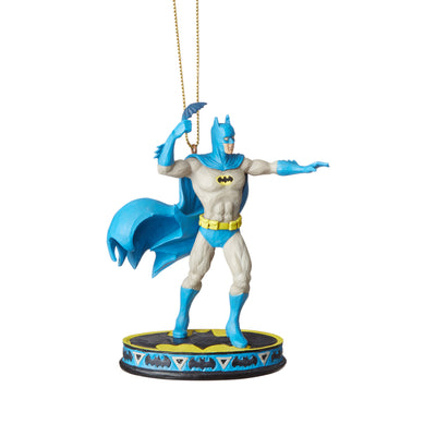 DC Comics Batman Silver Age Ornament by Jim Shore