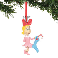 Grinch - Cindy Lou-Who Ornament