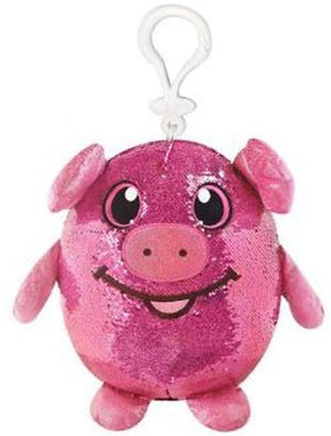 Shimmeez Clip On Polly the Pig