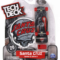 Tech Deck Skateboard Series 8 Santa Cruz - Corey O'Brien Reaper