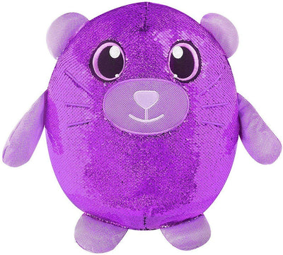 Shimmeez Jumbo Plush Cristy the Cat 14-Inch