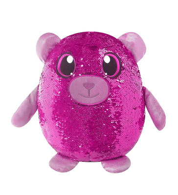 Shimmeez Jumbo Plush Benji the Bear 14-Inch