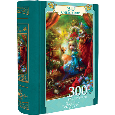 Alice in Wonderland Large 300 Piece EZGrip Jigsaw Puzzle - Zolo's Room