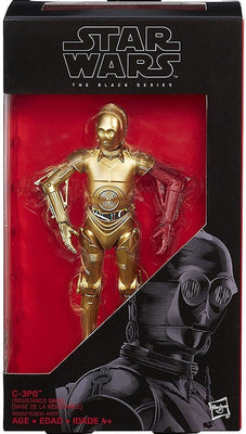 Star Wars Rogue One Black Series C-3PO 6