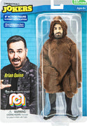 "Impractical Jokers Pop Culture Brian Quinn 8"" Action Figure"