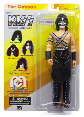 Music Icons KISS The Catman 8