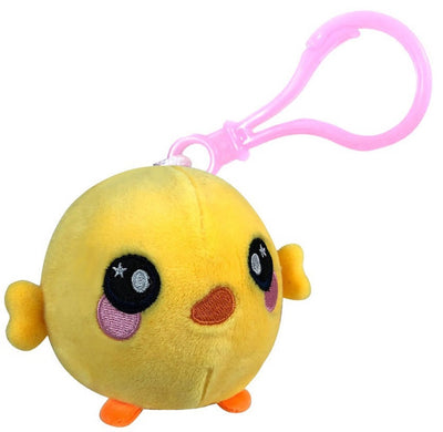 Squeezamals Dakota the Duck 3-Inch Clip On