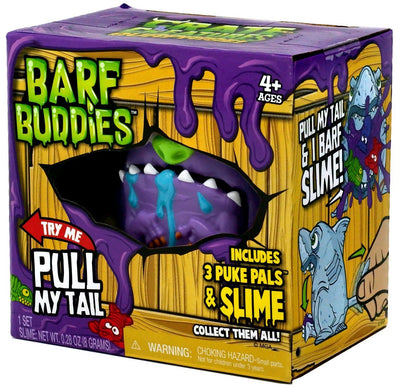 Crate Creatures Surprise! Barf Buddies Skitter Figure