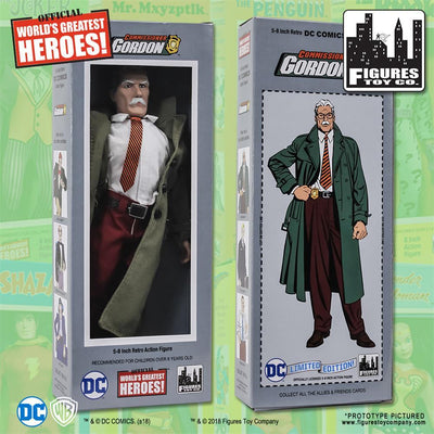 DC Comics - Commissioner Gordon 8