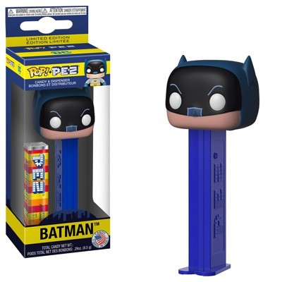 DC Funko POP! PEZ Batman Candy Dispenser - Zolo's Room