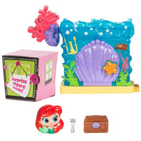 Disney Doorables Ariel's Secret Cove Mini Display Set