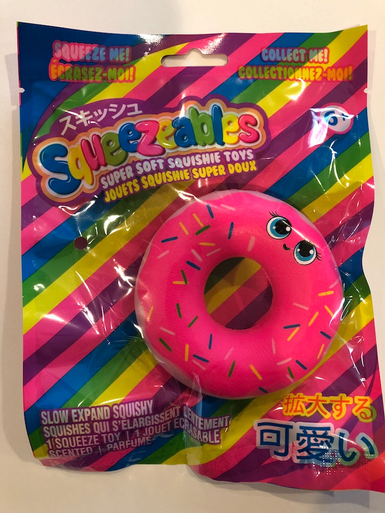 Squeezeables Donut - Series 2