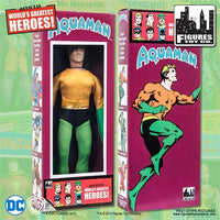 "DC Comics - Aquaman 8"" Action Figure"