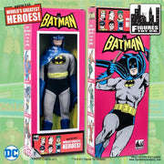 "DC Comics - Batman (Removable Cowl) 8"" Action Figure"