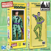 "DC Comics - The Riddler 8"" Action Figure"