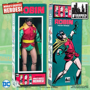 "DC Comics - Robin (Removable Mask) 8"" Action Figure"