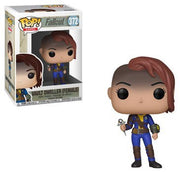 Fallout Funko POP! Games Vault Dweller Female Vinyl Figure #372