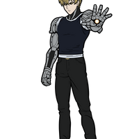 One Punch Man - Genos #390