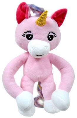 Fingerlings Pink Baby Unicorn 10-Inch Plush with Sound - Zolo's Room
