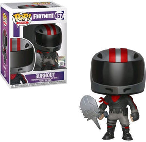 Fortnite Funko POP! Games Burnout Vinyl Figure #457