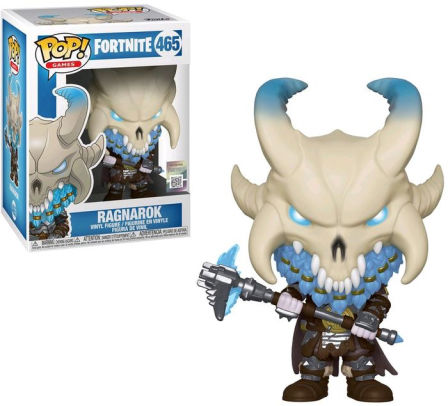 Fortnite Funko POP! Games Ragnarok Vinyl Figure #465