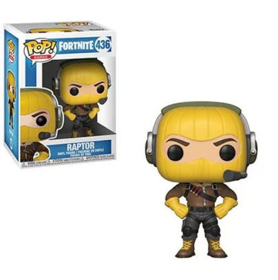 Fortnite Funko POP! Games Raptor Vinyl Figure #436