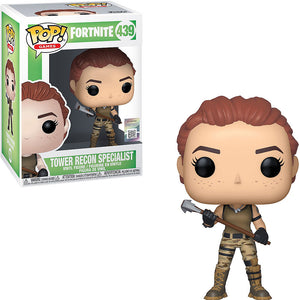 Fortnite Funko POP! Games Tower Recon Specialist Vinyl Figure #439
