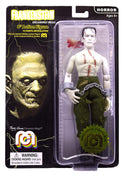 "Horror Wave 6 - Frankenstein 8"" Action Figure (Glow In The Dark, Bare Chested With Painted Stitches)"