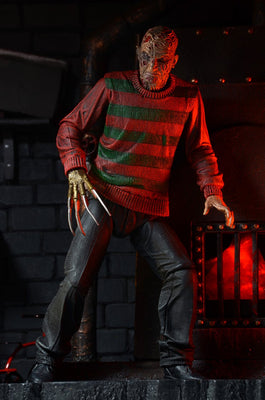 NECA - Nightmare on Elm Street - Ultimate Freddy 7