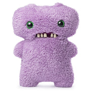 "Fuggler Funny Ugly Monster, 9"" Gap-Tooth McGoo Plush Creature with Teeth - Fuzzy Violet"