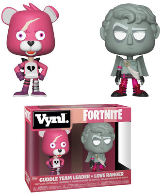 Funko Fortnite Vynl. Cuddle Team Leader & Love Ranger Vinyl Figure 2-Pack