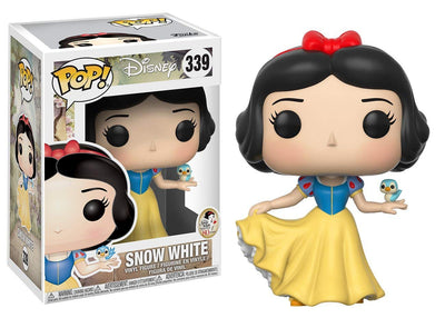 Funko POP Disney Snow White! Snow White Vinyl Figure #339