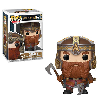 Funko POP Lord of The Rings! Gimli Vinyl Figure #629