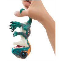 Fingerlings Untamed Dinosaur Fury the Velociraptor - Zolo's Room